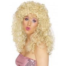 Peruk Boogie Blond