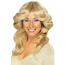 70-tals Peruk Blond