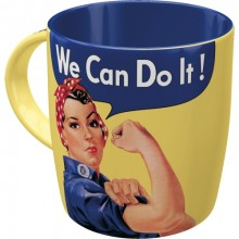 Mugg We Can Do It