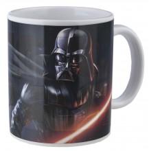 Star Wars Värmekänslig Mugg Darth Vader