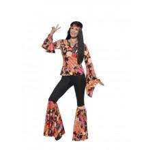 Willow The Hippie Maskeraddräkt