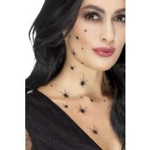 Krypande Spindlar Tatueringar