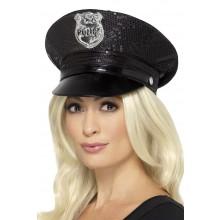 Poliskeps Paljetter