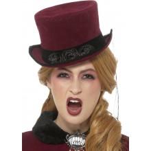 Hatt Viktoriansk Vampyr Deluxe