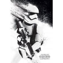 Star Wars the Force Awakens Stormtrooper Poster
