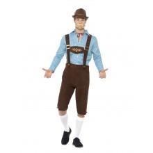 Mr Beer Fest Maskeraddräkt Oktoberfest