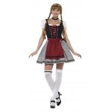 Fräulein Maskeraddräkt Oktoberfest