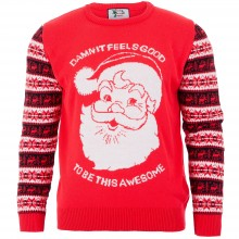 Jultröja  Awesome Santa