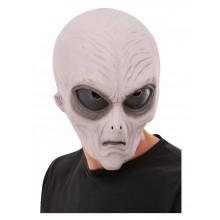 Alien Latexmask Lila