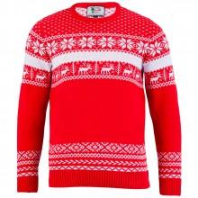 Jultröja Nordic Christmas Röd