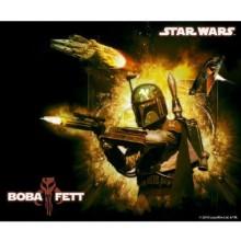 Star Wars - Boba Fett musmatta