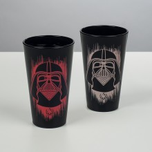 Star Wars The Last Jedi Färgskiftande Glas Darth Vader