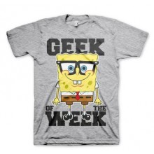 SvampBob Geek Of The Week T-Shirt