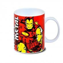Iron Man Mugg