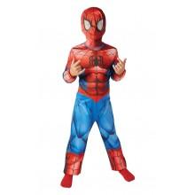 Ultimate Spiderman Maskeraddräkt Barn