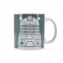 Doctor Who Grå Dalek Mugg