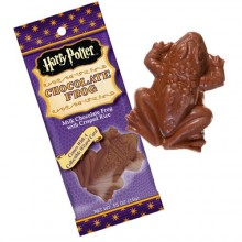 Harry Potter Chocolate Frog Med Samlarkort
