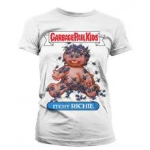 Garbage Pail Kids Itchy Richie Tjejig T-Shirt