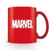 Marvel Logo Mugg