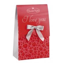 Chokladtryffel I love you