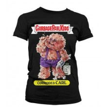 Garbage Pail Kids Corroded Carl Tjejig T-Shirt