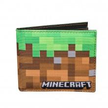 Minecraft Dirt Plånbok