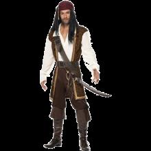 Piratdräkt