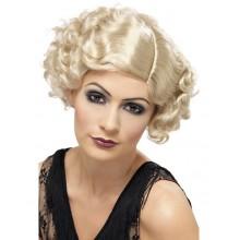 Peruk Blond 20-tal