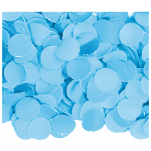 Konfetti Blå 100g