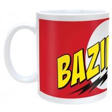The Big Bang Theory Bazinga! Mugg