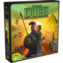 7 Wonders Duel, Strategispel