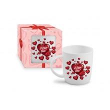 Valentine-mugg I Love You