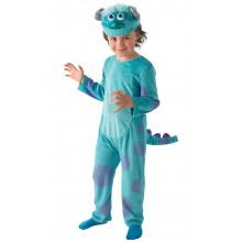 Monsters Sulley Maskeraddräkt Barn