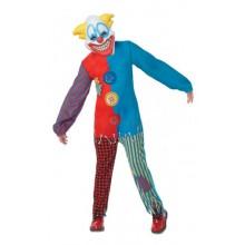 Läskig Clown