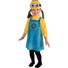 Minion Maskeraddräkt Barn