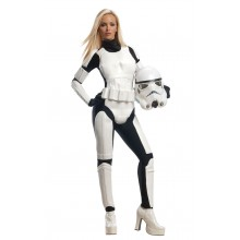Stormtrooper Maskeraddräkt Kvinna
