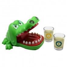 Krokodil Drickspel