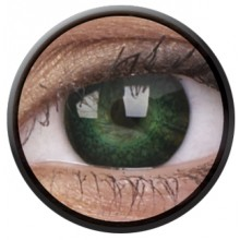 Färgade linser eyelush grön