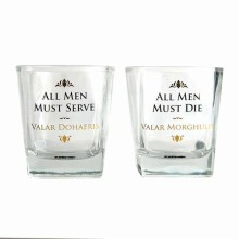 Game Of Thrones Tumblerglas 2-pack