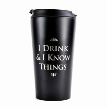 Game Of Thrones Resemugg I Drink & I Know Things