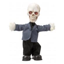 Dansande Skelett Halloween