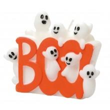 Ljus Halloween Boo