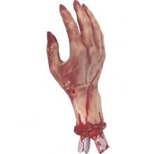 Halloweendekoration Avhuggen Hand