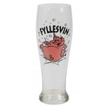 Ölglas Fyllesvin