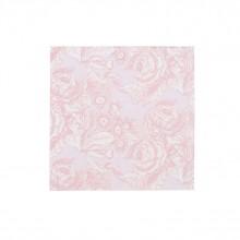 Servetter Rosa Marmor 16-pack