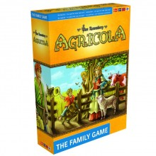 Agricola Family Edition, Sällskapsspel