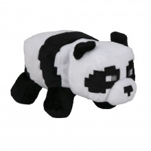 Minecraft Panda Happy Explorer Mjukisdjur