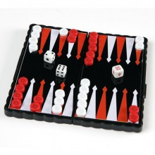 Backgammon, Resespel