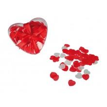 Badkonfetti Hjärtan