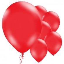 Ballong röd
